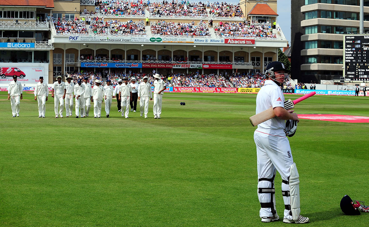 Was it unfair of India to have run out Ian Bell for walking out of the crease before tea was called at Trent Bridge in 2011?