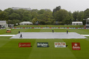 The 2016-17 international season had a wet start at Hagley Oval, New Zealand v Pakistan, 1st Test, Christchurch, 1st day, November 17, 2016