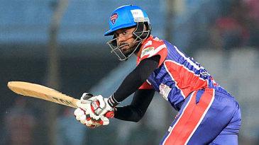 Mohammad Mithun scored 62 off 44 balls