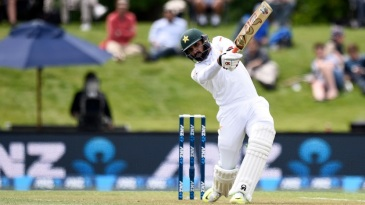 Misbah-ul-Haq top scored with 31