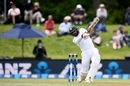 Misbah-ul-Haq top scored with 31, New Zealand v Pakistan, 1st Test, Christchurch, 2nd day, November 18, 2016