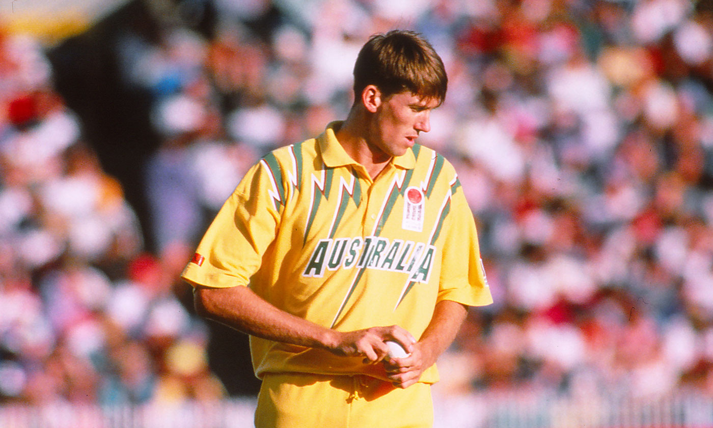 Metronome who: McGrath once held the worst figures for an Australian bowler in ODIs