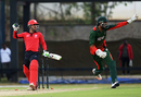 Shahid Wasif was stumped for 44 by Kenya wicketkeeper Irfan Karim, WCL Championship, Kenya, November 18, 2016