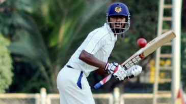 Bishal Ghosh sets off for a run