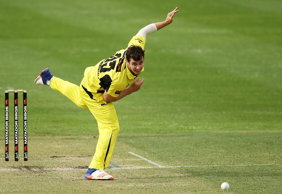 Hilton Cartwright named in Australia ODI cricket squad for series against NZ
