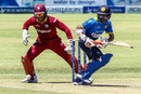 Niroshan Dickwella profited from busy flicks, Sri Lanka v West Indies, tri-series, Bulawayo, November 23, 2016