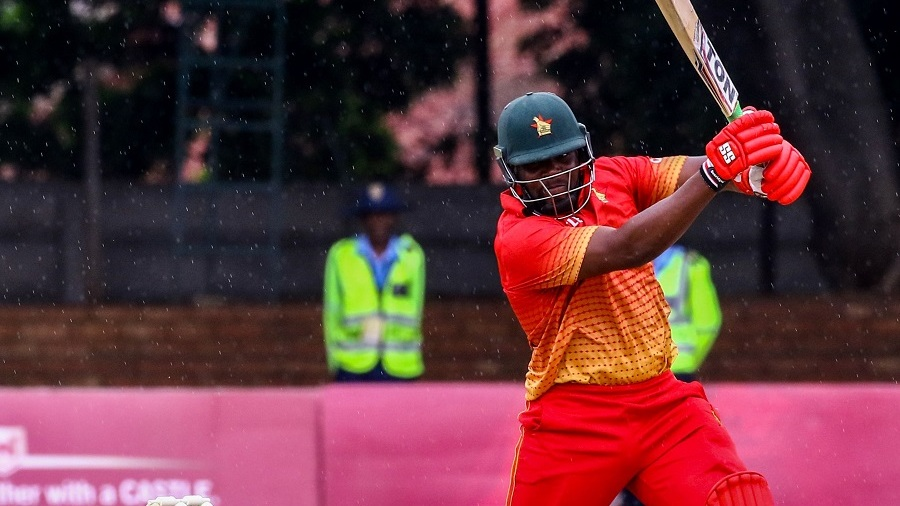 Sri Lanka sees off Zimbabwe to win ODI triangular series