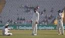 India chip away around Bairstow 89
