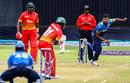 Suranga Lakmal bowls to Tarisai Musakanda, Zimbabwe v Sri Lanka, tri-series final, Bulawayo, November 27, 2016