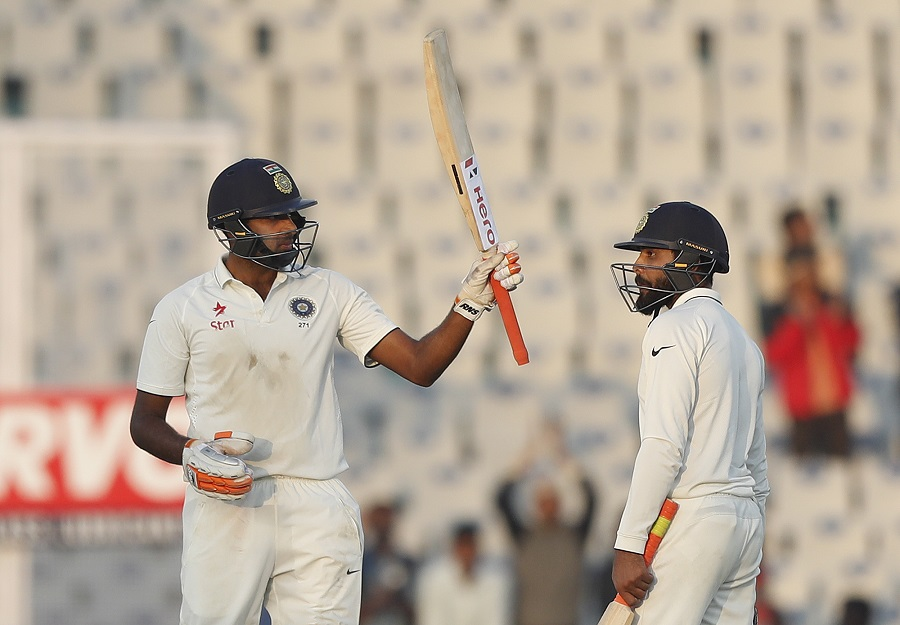 India find their depth in see saw session cricket espn cricinfo