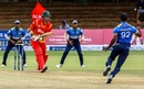 Craig Ervine plays one watchfully, Zimbabwe v Sri Lanka, tri-series final, Bulawayo, November 27, 2016