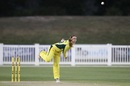 Amanda-Jade Wellington delivers her medium pacers, Australia v South Africa, 4th women's ODI, Coffs Harbour, November 27, 2016