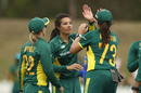 Suné Luus shone again, with figures of 4 for 37, Australia v South Africa, 4th women's ODI, Coffs Harbour, November 27, 2016