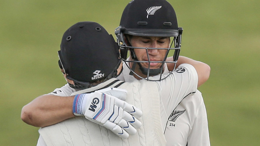 Highlights: Rain dominates day one of first Test between Blackcaps and Bangladesh
