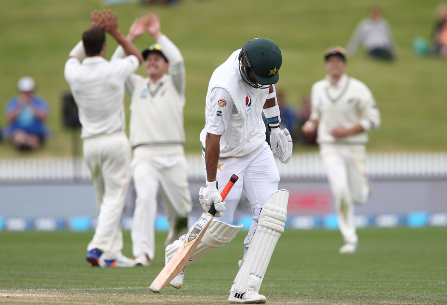 Pakistan slips to fourth in ICC Test team rankings after 2-0 series loss to New Zealand