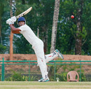 Deepak Behera plays a flick, Odisha v Maharashtra, Ranji Trophy 2016-17, Wayanad, 1st day, November 29, 2016