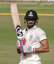 Manoj Tiwary was unbeaten on 85 at stumps, Bengal v Mumbai, Ranji Trophy 2016-17, Nagpur, 2nd day, November 30, 2016
