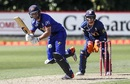 Brad Wilson scored 26 runs off 17 balls, Auckland v Otago, Super Smash, Auckland, Dec 4, 2016
