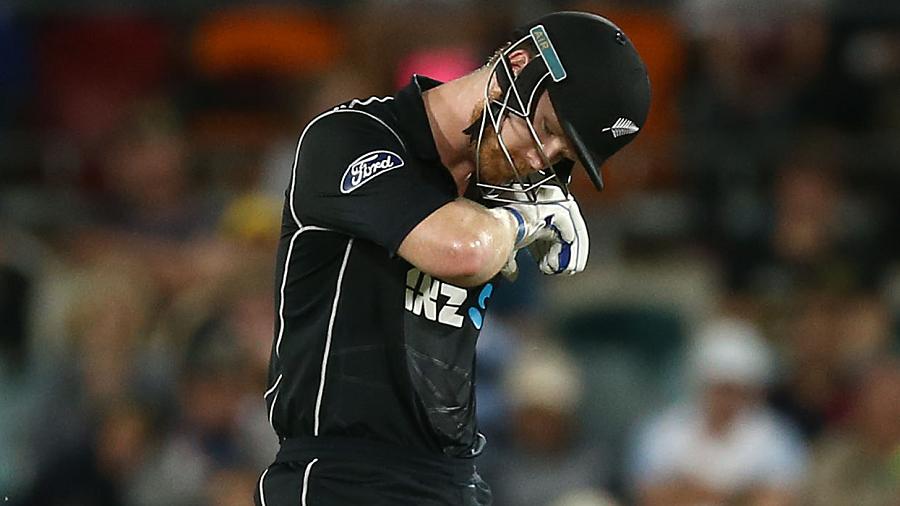 Australia beat New Zealand by 116 runs in ODI