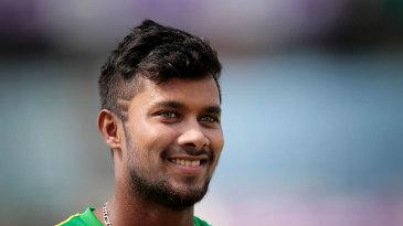 Sabbir Rahman smiles