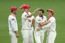 Chadd Sayers' five-wicket haul razed New South Wales, South Australia v New South Wales, 3rd day, Sheffield Shield 2016-17, Adelaide, December 7, 2016