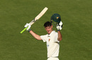 Beau Webster scored an unbeaten hundred, Tasmania v Victoria, Sheffield Shield 2016-17, Hobart, 3rd day, December 7, 2016