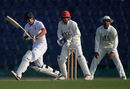 Tom Westley of England Lions bats during the first day of the tour match between England Lions and Afghanistan, Zayed Cricket Stadium, Abu Dhabi, December 7, 2016