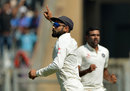 Virat Kohli took a sharp catch at slip to remove Joe Root, India v England, 4th Test, Mumbai, 1st day, December 8, 2016