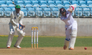 Kyle Hope made 64 off 81 balls, Jamaica v Trinidad & Tobago, WICB Professional Cricket League Regional 4 Day Tournament, Kingston, 2nd day, December 9, 2016
