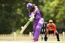 Hayley Matthews was Player of the Match for her innings of 48, Hobart Hurricanes v Perth Scorchers, Women's Big Bash League, Sydney, December 10, 2016