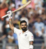 Virat Kohli thrilled the Saturday crowd