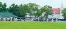 Playing at St. Xavier's College Ground can be a bit distracting, Thiruvananthapuram