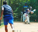 Ishan Kishan leaves the ball at training, Jharkhand v Odisha, Ranji Trophy 2016-17, Group B, Thiruvananthapuram, December 14, 2016