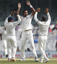 Ishant Sharma strikes early to remove opener Keaton Jennings, India v England, 5th Test, Chennai, 1st day, December 16, 2016