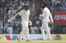 Moeen Ali deceived Parthiv Patel with drift and had him caught at cover, India v England, 5th Test, Chennai, 3rd day, December 18, 2016