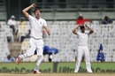 Jake Ball and good luck did not go hand in hand, India v England, 5th Test, Chennai, 3rd day, December 18, 2016