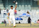 Karun Nair converted his maiden hundred into a triple ton, India v England, 5th Test, Chennai, 3rd day, December 18, 2016