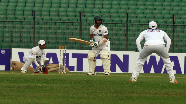 Mohammad Ashraful scored 39, the second-highest in Dhaka Metropolis' innings