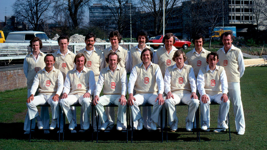 The 1979 Essex County Championship squad