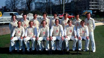 The 1979 Essex County Championship squad