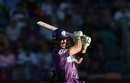 Tim Paine fell nine runs short off a T20 century, Hobart Hurricanes v Melbourne Stars, Big Bash League, Hobart, December 26, 2016