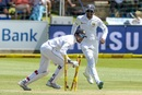 South Africa swing it their way