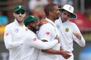 Another Cook ton extends South Africa's dominance