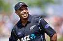 He's back: Jeetan Patel returned to the New Zealand ODI team after more than seven years, New Zealand v Bangladesh, 3rd ODI, Nelson, December 31, 2016