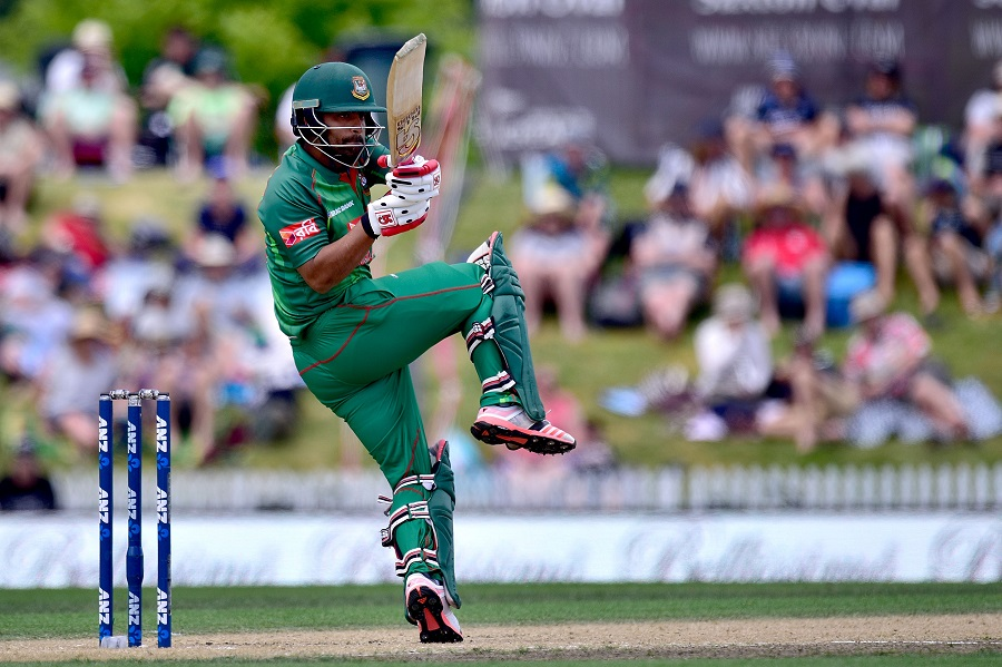 Rain ruins table-toppers' clash after Tamim fireworks