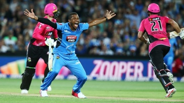 Chris Jordan appeals for a dismissal