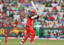 Sunil Narine hit a brisk 21 in his first appearance as an opener in T20s, Melbourne Stars v Melbourne Renegades, Big Bash League 2016-17, Melbourne, January 1, 2017