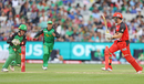 Marcus Harris was stumped for 9, Melbourne Stars v Melbourne Renegades, Big Bash League 2016-17, Melbourne, January 1, 2017