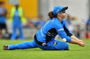 Tammy Beaumont puts down a catch, Women's BBL 2016-17, Adelaide, December 26, 2016