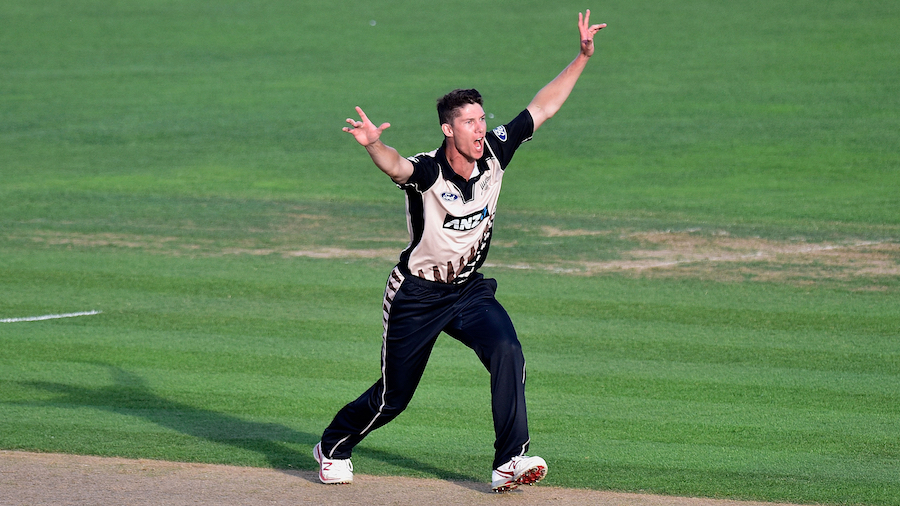NZ bat, Wheeler comes in for Santner